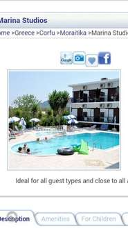 Bargain hol to Corfu in Trip Advisor 2* rated accommodation £109 @ Olympic holidays