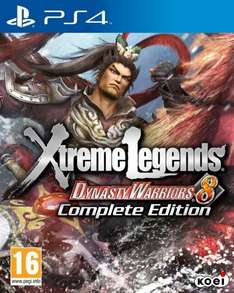 Dynasty Warriors 8: Xtreme Legends - Complete Edition (PS4) for £23.95 delivered at The Game Collection