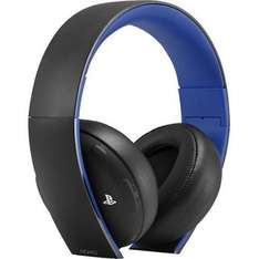 Sony Official Gold Wireless Headset (PS4) £64.99 Delivered @ Base.com