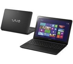 SONY VAIO Fit 15E SVF1532M4EB 15.5 Intel® Core i5-4200U with turbo boost / Bluetooth  / USB 3.0 / USB 2.0 / 4GB Ram / LED 15.'' screen / HDMI / Win 8.1  £529.98  @ PC World Buisness 8% Quidco