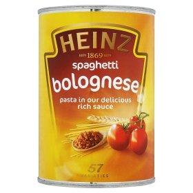 400g Heinz Tinned Ready Meals 50p @ ASDA