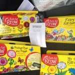 Kids 'Suttons seeds' gardening kits only 35p @ Sainsburys. Instore. Should be national.