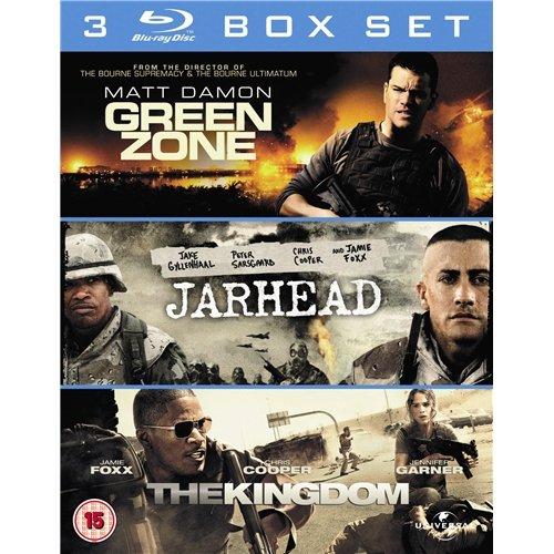 Green Zone / The Kingdom / Jarhead ( 3 Film Box Set - Blu-Ray) £6.99 @ Play/LinkEntertainment