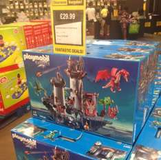 Playmobil knights £29.99 @ Argos Clearance