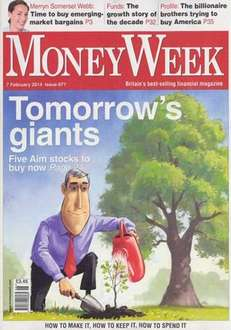 iSUBSCRIBE 4 MONEYWEEK MAGAZINES FOR FREE!