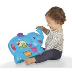 playskool learnimals ABC elefun ( was £29.99) now £9.99 @ argos