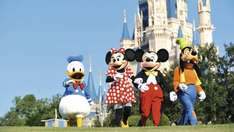 FLORIDA ORLANDO RETURN FLIGHTS JUST £249.50 with in flight meal pp From Gatwick 5/7/14 @ Monarch
