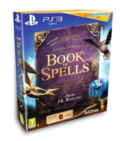 (PS3) Wonderbook: Book of Spells (Includes PS Move) - £9.97 Delivered - Gamestop
