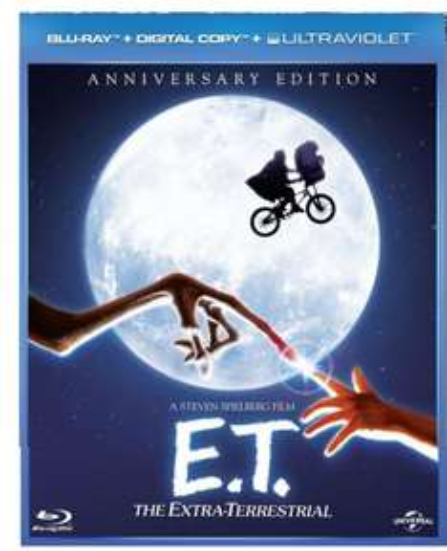 E.T (1982) BLU-RAY £3.99 Delivered at grainger games