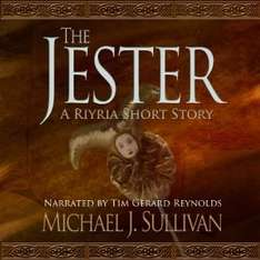 (Free Audiobooks) The Jester (A Riyria Chronicles Tale) Audiobook and others Free
