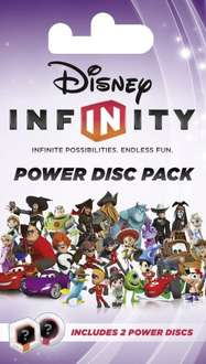 5 packs of disney infinity power discs for £10 delivered amazon