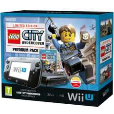 LEGO® CITY Undercover Wii U Premium Pack + 2 games (from Zelda WindWaker HD/FIFA 13/Sonic & All Stars Racing Transformed/Nintendo Land) + Licensed Write & Protect Kit ~£237 (€289.98) delivered @ GameStop Ireland