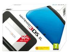 Nintendo 3DS XL Blue with Lego City Undercover and Gameware Starter Pack for £159.99 @ game.co.uk