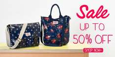 Cath Kidston up to 50% Off Sale Now On.