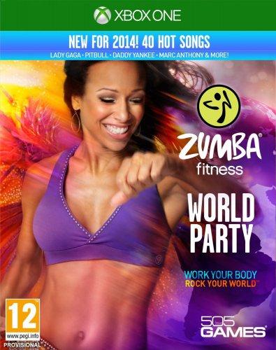 Zumba Fitness World Party - ( Xbox One ) - £15 - Amazon 1-2months