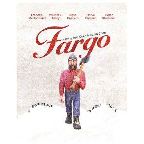 Fargo Blu-Ray Steelbook £11.03 new @ Play/YouwantitWegotit