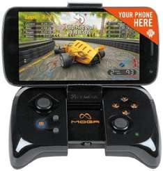 MOGA Mobile Android Gaming System by PowerA £17.00 @ Amazon