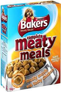Bakers Complete Meaty Meals Chicken (1KG) £2.00 @ coop after Shopitize 50p Cashback = £1.50
