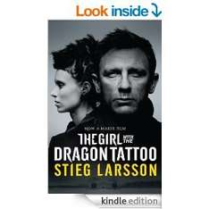 Kindle Daily Deal - The Girl with the Dragon Tattoo - £1.59