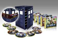 Doctor Who TARDIS Adventure Collection 6 Audiobook Box Set £22.99 (with code TAKE5) @ The Works