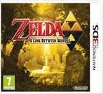 Legend Of Zelda A Link Between Worlds NINTENDO 3DS £25 in store at CEX