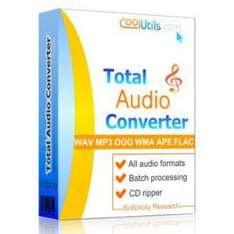Total Audio Converter (100% OFF for next 3 days from 05/07)
