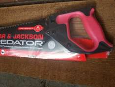 Twin pack of predator hard point wood saws £8.97 including vat. @ Costco instore (Glasgow)