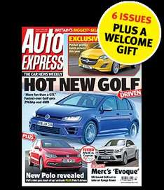 Auto Express Magazine £1 trial for 6 issues and a free toolkit