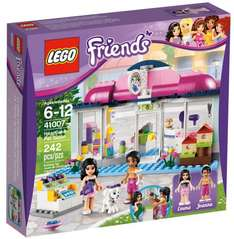 ** LEGO Friends 41007: Heartlake Pet Salon now £15 @ Asda Direct **