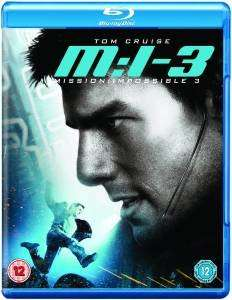 Mission Impossible 3 (Blu-ray) sold by MG&M on Play.com web site £2.80