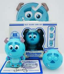 Monsters university roll a scare £1 @ poundworld