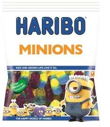 Minion haribo sweets £1 in poundland