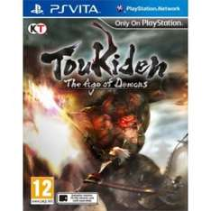 Toukiden: The Age Of Demons - PS Vita for £3 @ GAME INSTORE