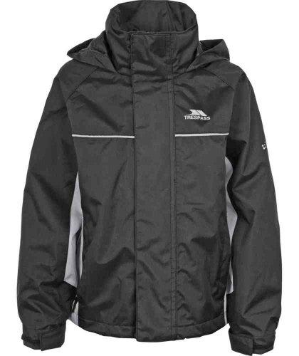 Argos Trespass Boys' Black Mooki Jacket £9.99 - 5 years+