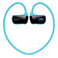Sony NWZ-W273S 4GB Waterproof All-in-One MP3 Player - Blue £29 @ Amazon