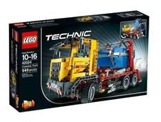 Lego Technic 42024 Container Truck £43.99 27% Off - Smyths Toys