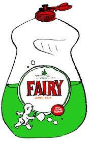 Fairy Washing Up Liquid Lemon 1.05L £2 @ Tesco