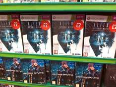 aliens colonial marines: extermination edition £2 in store @ game (the galleries Bristol)