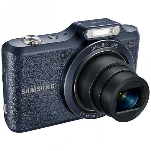 "Samsung WB50F Smart Digital Camera, HD 720p, 16MP, 12x Optical Zoom, Wi-Fi, NFC, 3"" Screen, 2yr Warranty £109.95 delivered @ John Lewis"