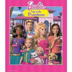Barbie Life in the Dreamhouse DVD @ Argos was £2.99, Now only 50P