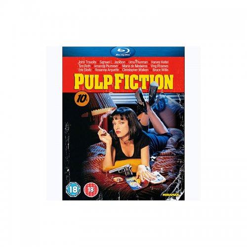 Pulp Fiction - Blu-Ray for £5.00  dvd £3.00 @ direct.asda.com
