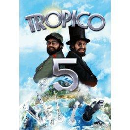 Tropico 5 - PC Steam - £18.90 with 5% off @ CDKeys or £19.90