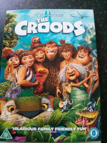 Sainsburys Instore, The Croods DVD £5