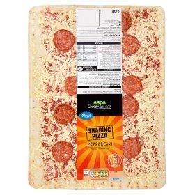 ASDA pizza to share 825 grams £3 @ asda