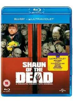 Shaun of the Dead (Blu-ray + UV copy) £3 with any purchase in store @ Fopp (£5 on its own)