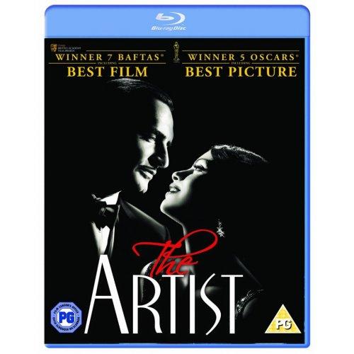 The Artist Blu Ray £3 @ Fopp Covent Garden