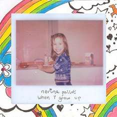 When I Grow Up, EP, by Nerina Pallot £2.49 MP3  @ Amazon (five new tracks)