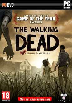 The Walking Dead Collection (S1 and 400 Days) £4.89 @ Gamersgate