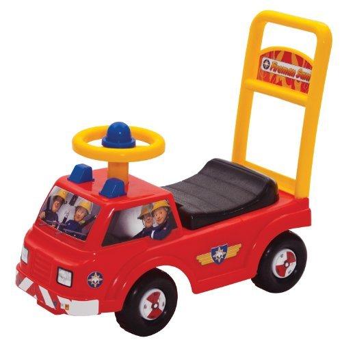 Fireman Sam Jupiter Ride On £9.99 at Amazon (free delivery £10 spend/prime/locker)
