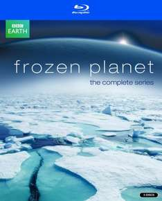 (Blu Ray) Frozen Planet - The Complete Series - £6.25 - Amazon/TheTradeInn (or My-Entertainment)